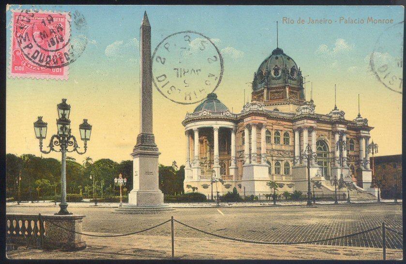 """História Postal da Guíne – cartas com e sem """"Coroas"""""""